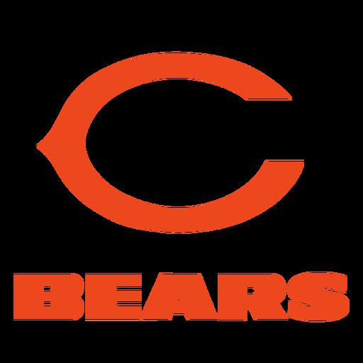 chicago bears mike denise s rh mikeanddenises com Chicago Bears Logo Vector Chicago Bears Helmet Logo